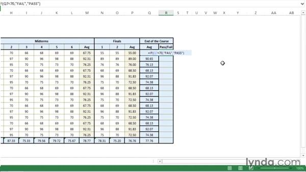 Creating Conditions with IF Formulas in Excel - creating formulas in excel