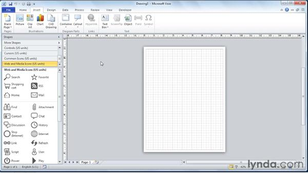Understanding the collections of stencils for wireframe design