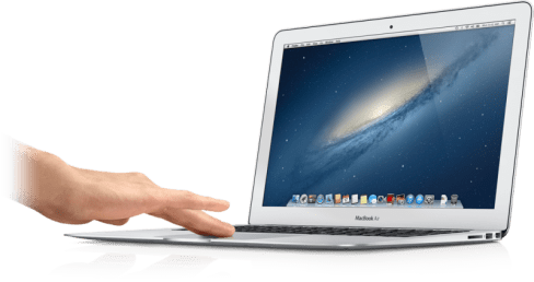 macbook air showmetech