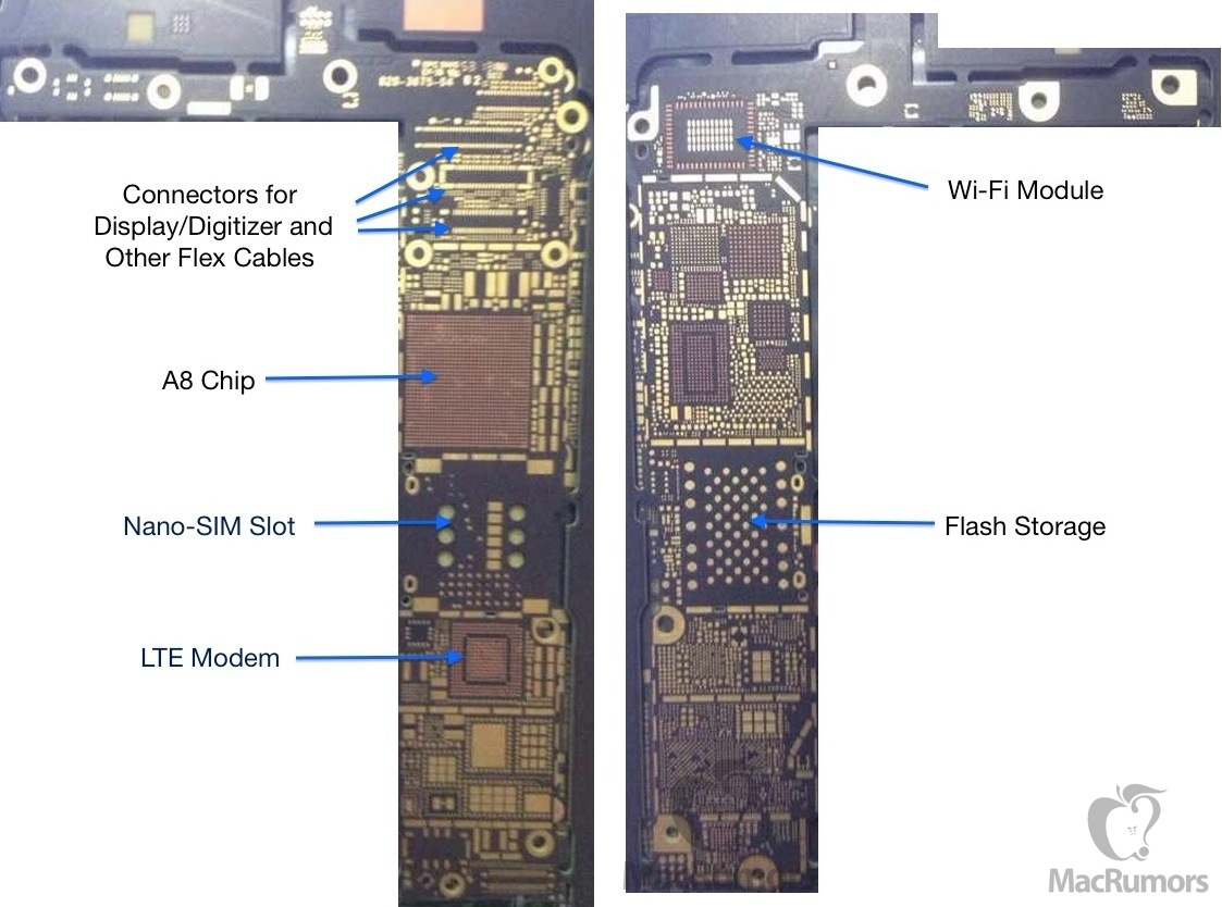 Iphone 4 Diagram Logic Board Auto Electrical Wiring