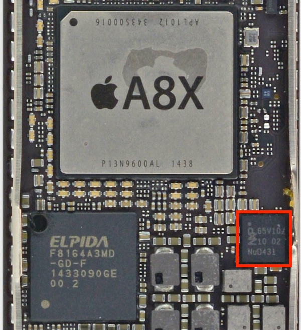Iphone X Motherboard Wallpaper Nfc Equipped Ipad Air 2 Sparks Speculation Of Future Apple