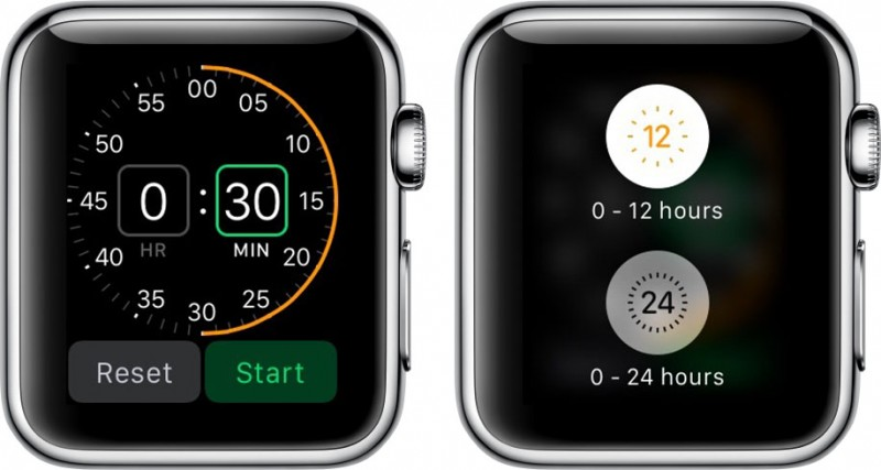 Using the Timer, Alarm, and Stopwatch Apps on Apple Watch - MacRumors