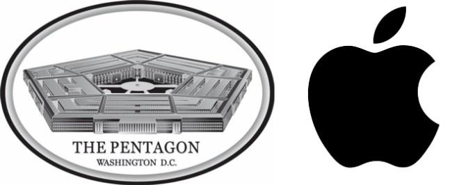 pentagon apple