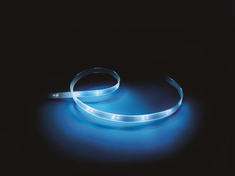 Philips Hue Led Lightstrip Plus Philips Launches Brighter Expandable Hue Lightstrip Plus