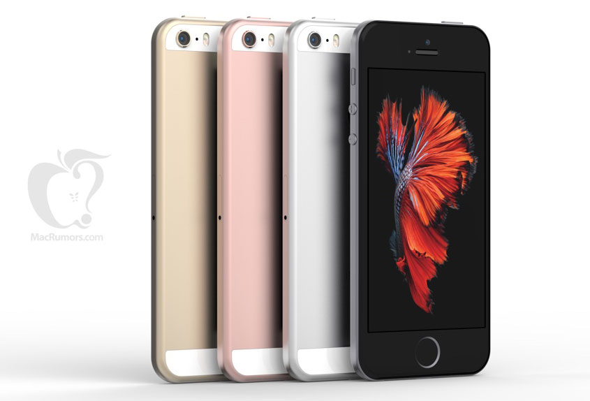Iphone Se Reconciling The Rumors What The Iphone Se Might Look Like