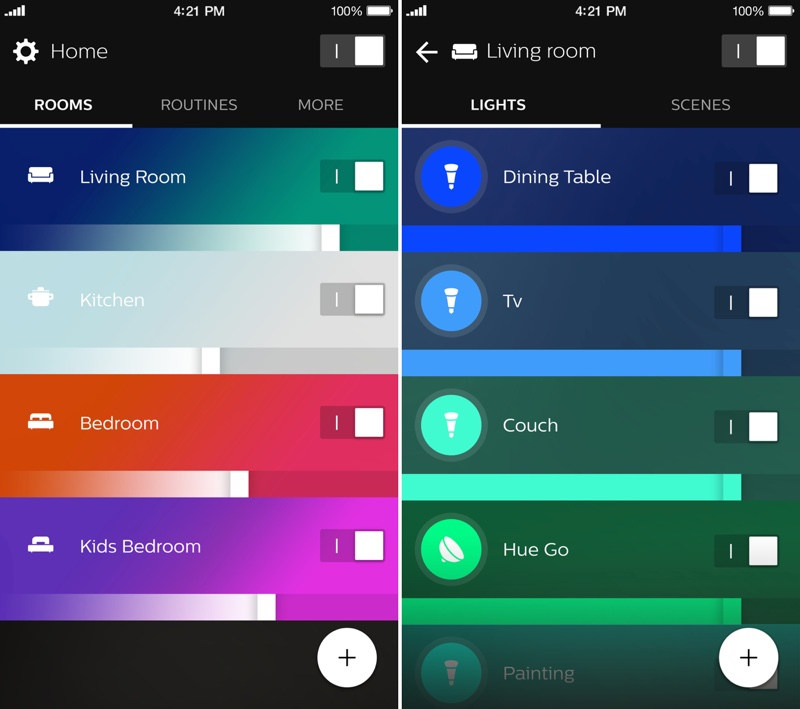Hue Philips App Hue Wireless Lighting App Lilianduval