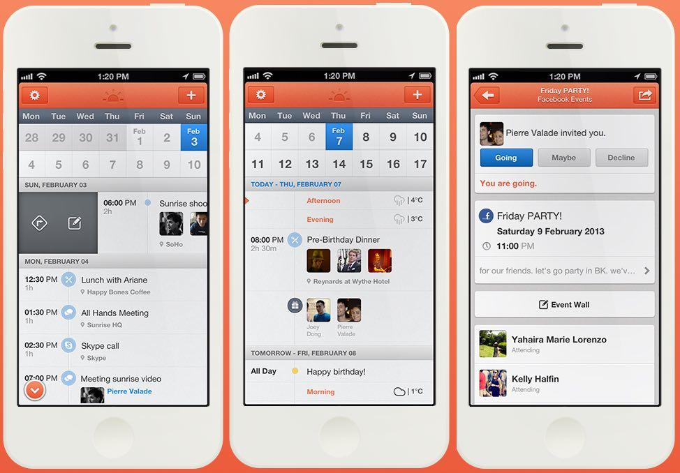 Microsoft to Kill Off Sunrise Calendar iOS App on August 31 - MacRumors