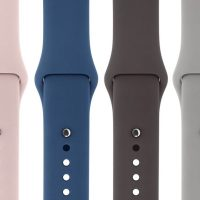 New Colors Launch for Apple Watch Sport Band, Woven Nylon, and Classic Buckle