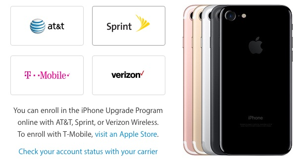 iPhone 7 Models From ATT and T-Mobile Do Not Support CDMA Networks