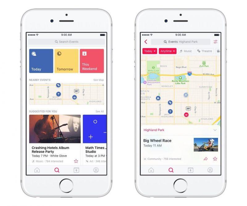 Facebook Launches Standalone Calendar-Based \u0027Events\u0027 App - MacRumors
