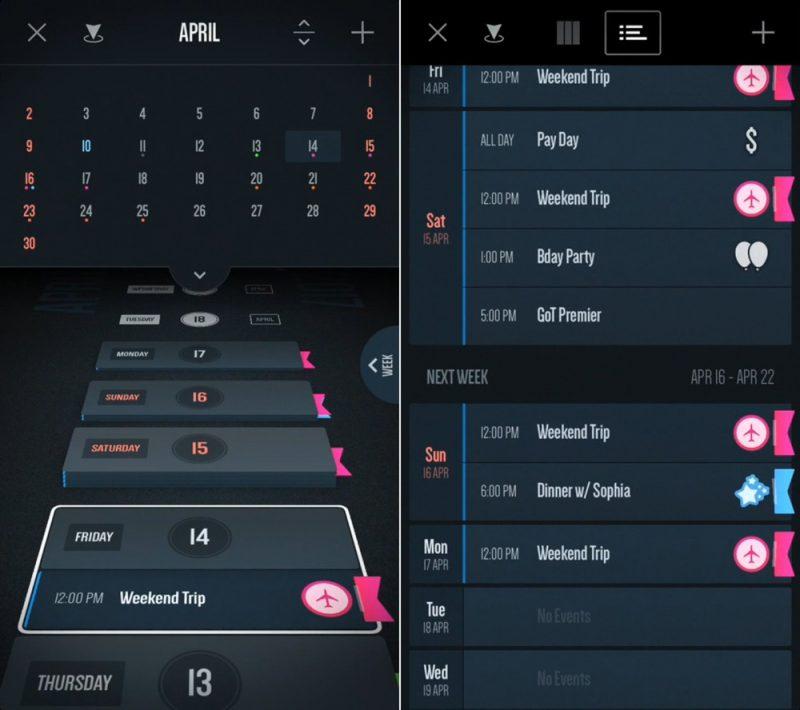 Vantage Calendar\u0027 is Apple\u0027s Free App of the Week - MacRumors
