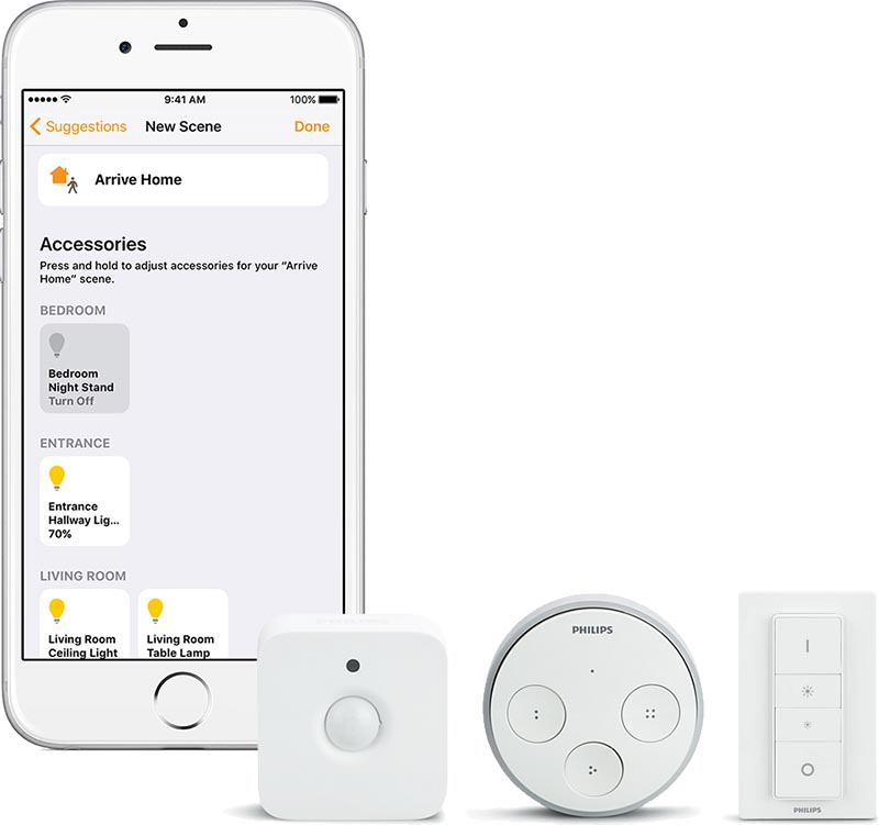 Philips Dimmer Philips Extends Homekit Support To Hue Tap Dimmer Switch And