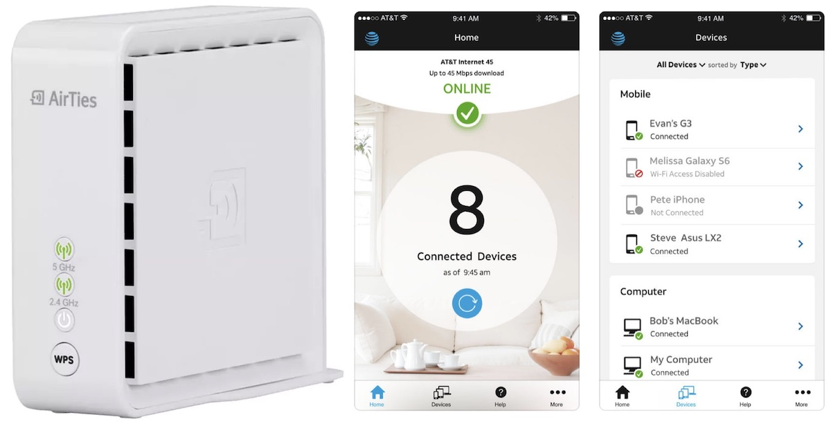ATT Launches $35 Smart Wi-Fi Extender to Boost Coverage by Up To