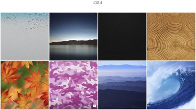 Archive Offers Up All Past Mac and iOS Wallpapers - MacRumors