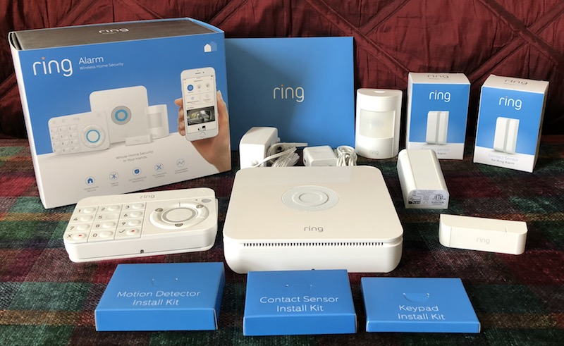 Diy Home Security Camera System Reviews Review Ring Alarm Is A 199 Do It Yourself Home Security