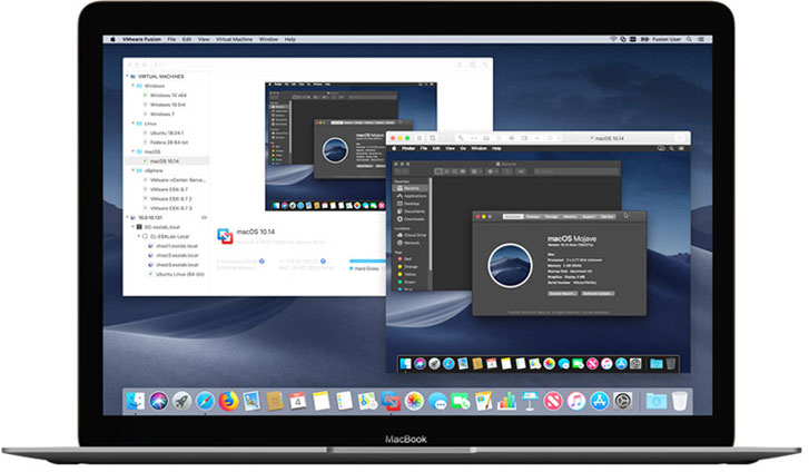 Fusion Pro Vmware Fusion 11 Released With Support For Macos Mojave 18 Core