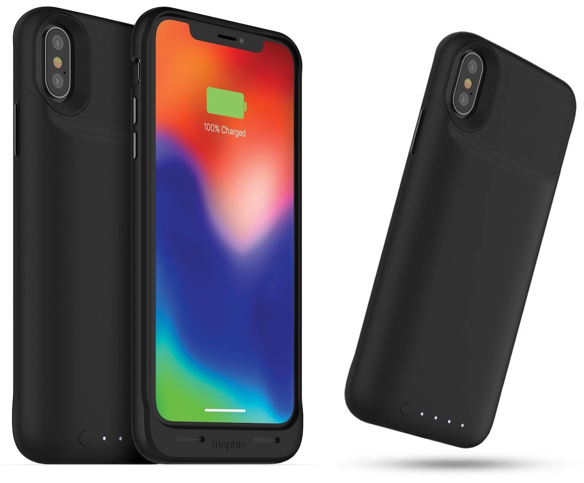 Battery Case For Iphone X Mophie Launches Juice Pack Air Battery Case For Iphone X At 99 95