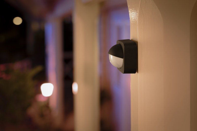 Light Automation Philips Hue Outdoor Motion Sensor Review Macrumors