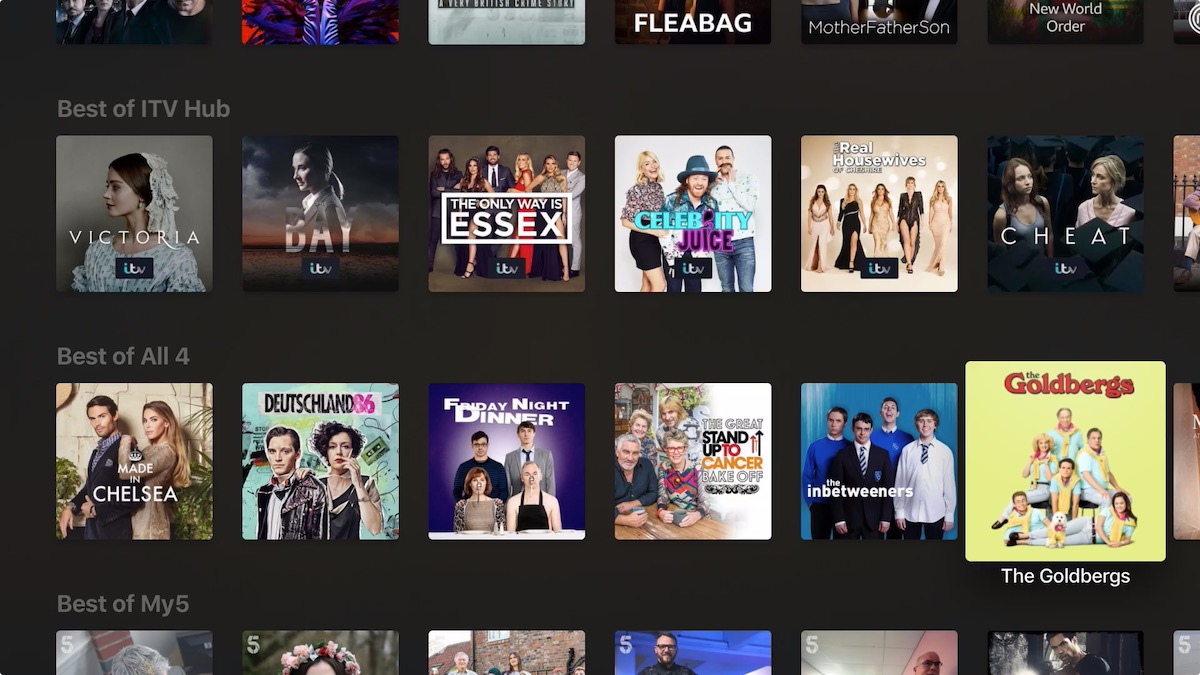 Tv 4 Channel 4 S All 4 Streaming Service Now Integrates With Apple S