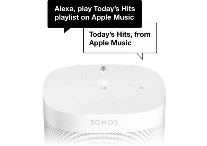 Amazon Music Sonos Alexa Support For Apple Music Expands To Sonos Speakers Macrumors
