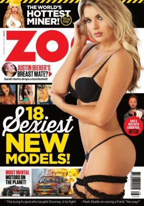 Maxim Girls Wallpaper Zoo Weekly Australia Magazine Issue 494 Issue Get Your