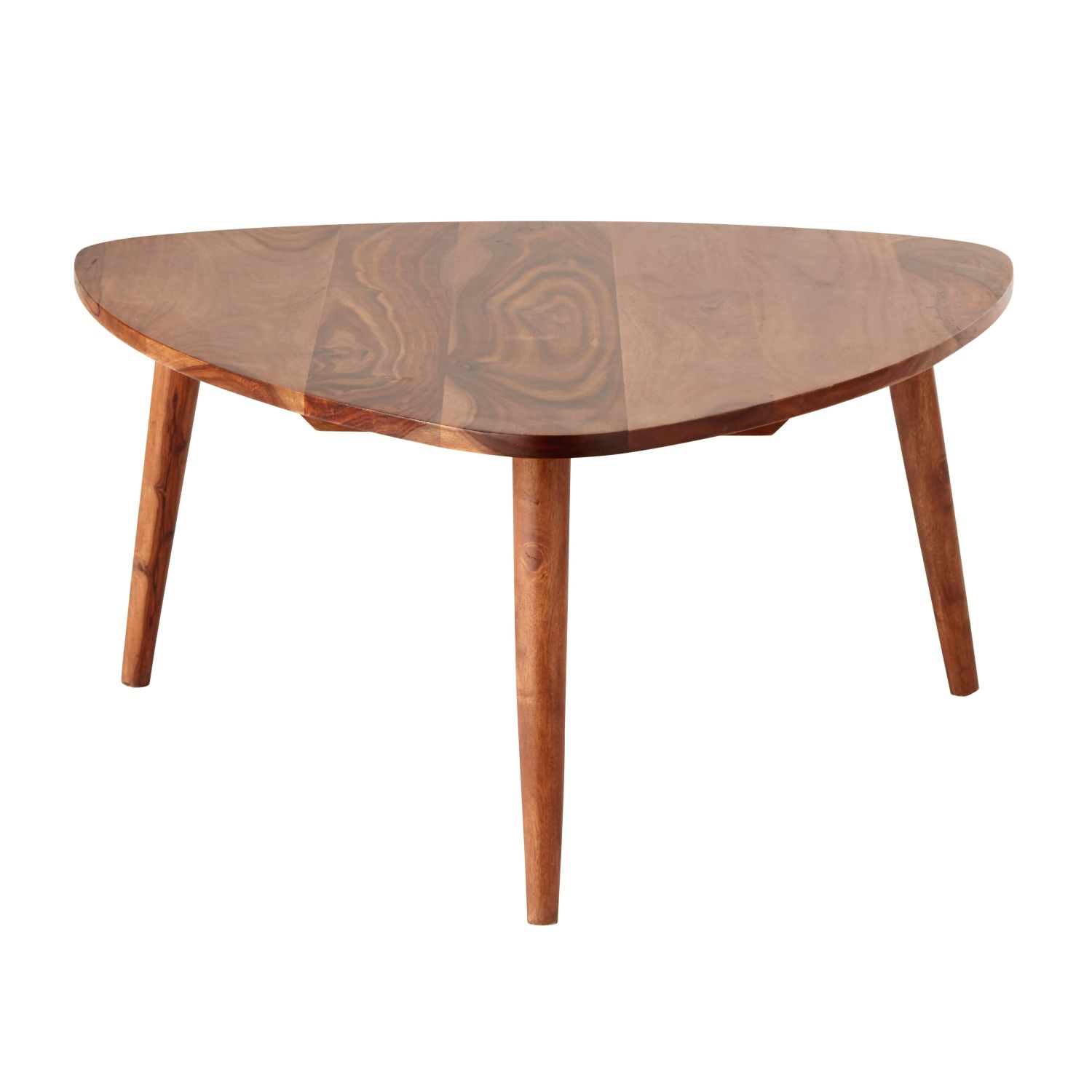 Sheesham Massif Table Basse Vintage En Sheesham Massif Maisons Du Monde