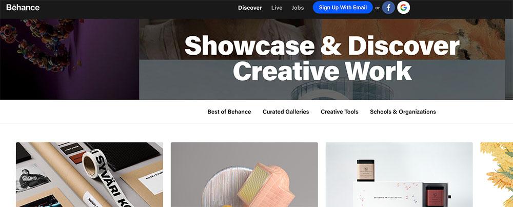 Best Free Online Portfolio Creators - 2019 - Showing Off Your Best