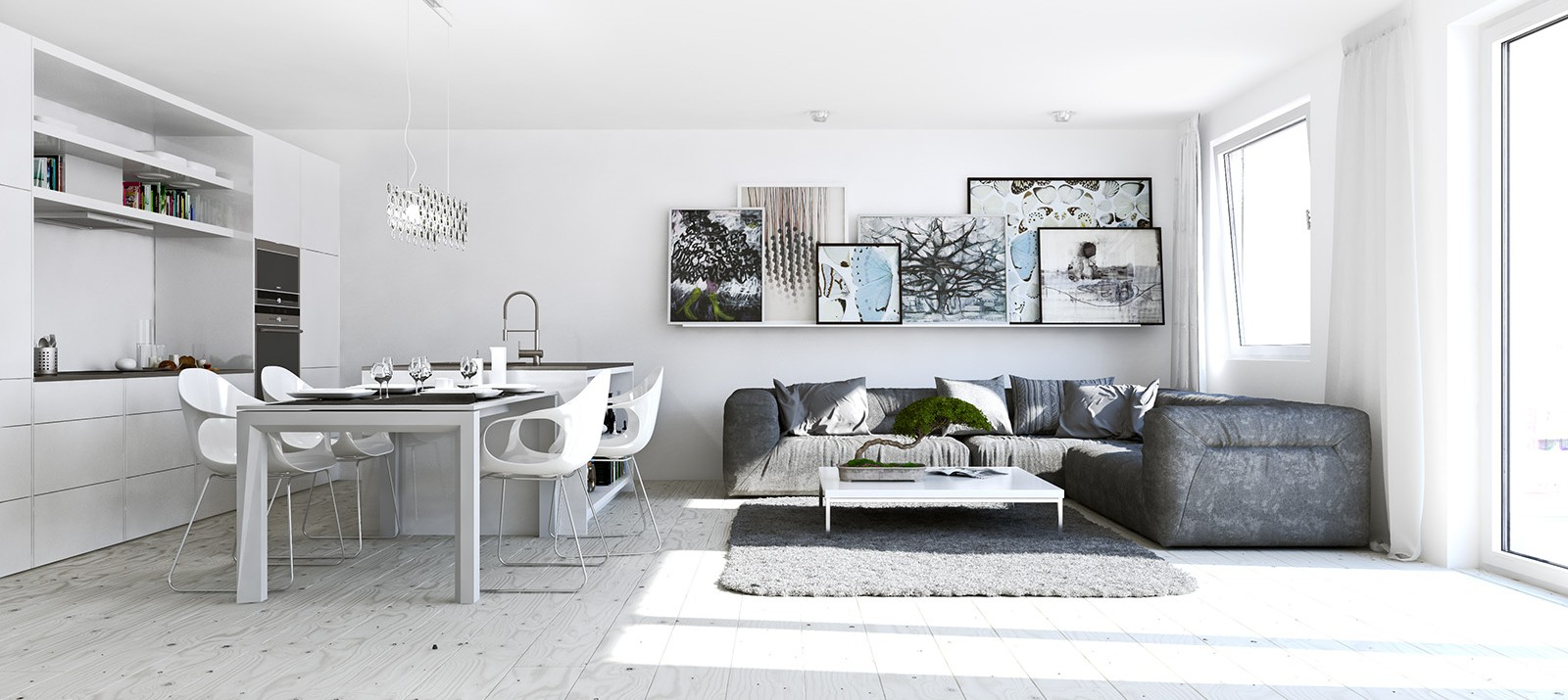 Studio Appartement 11 Ways To Divide A Studio Apartment Into Multiple Rooms