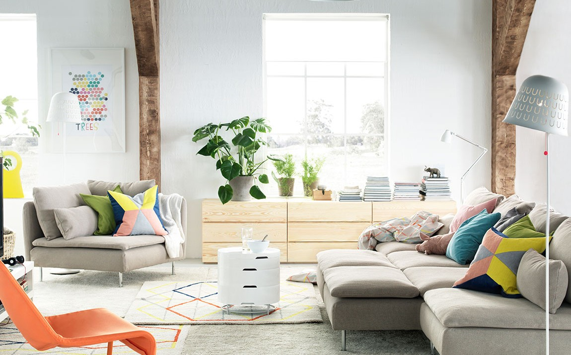 Sofa Ikea Chaise Best Sofas And Couches For Small Spaces 9 Stylish Options