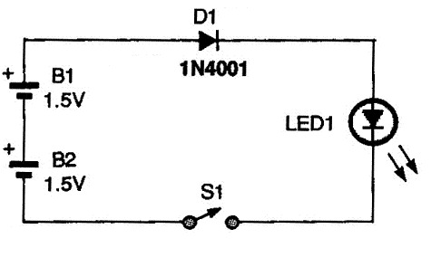Penlightledcircuitdesign