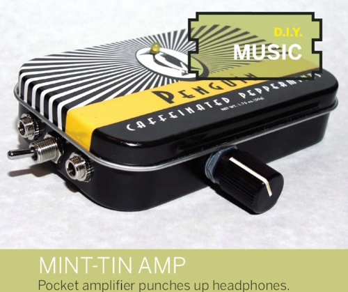 Mint-Tin Amp