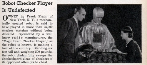 Med Robot Checkers