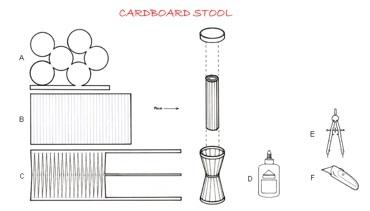 Cardboardstool