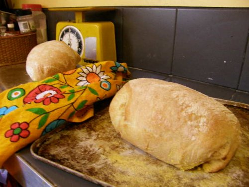 how pip makes bread