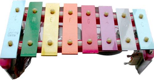 Midi Glockenspiel Full
