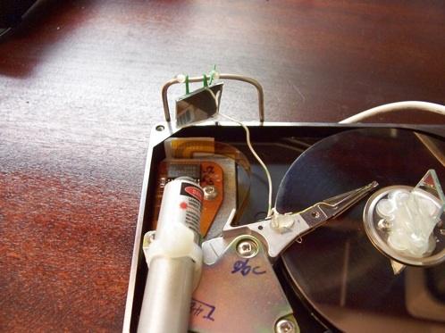 Hard Drive Oscilloscope 16