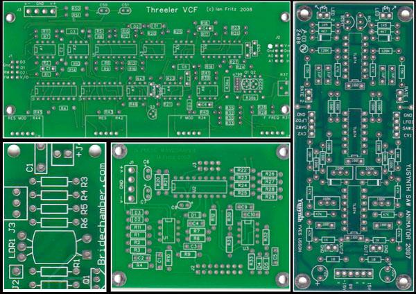 Bridechamber Circuits