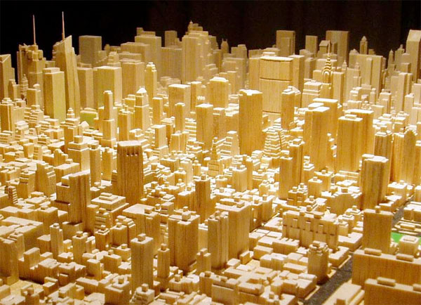 Miniaturemanhattan
