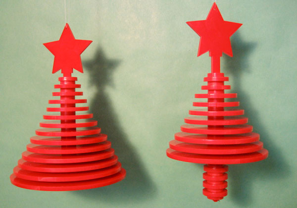 Lasercut Treeornaments2
