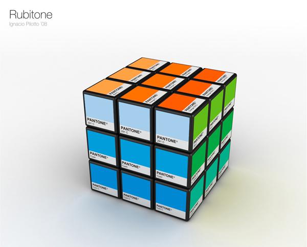 rubitone cube