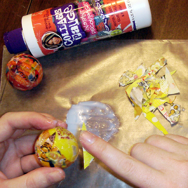 Crazyquiltpingpongballs Step2