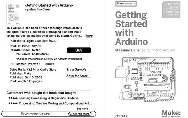 Getting Started with Arduino on the Kindle