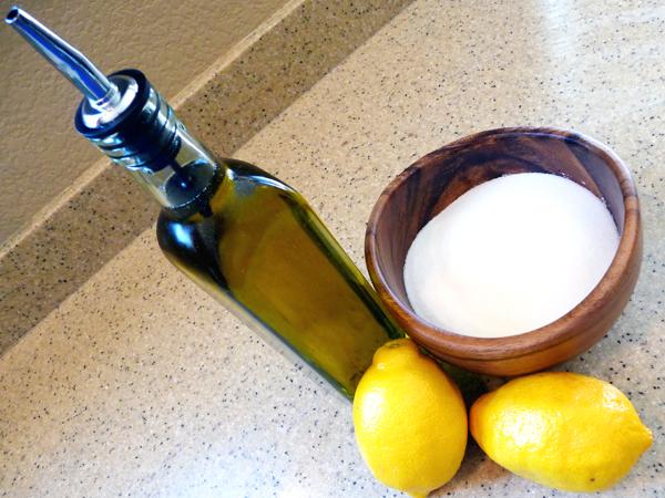Handscrub Ingredients