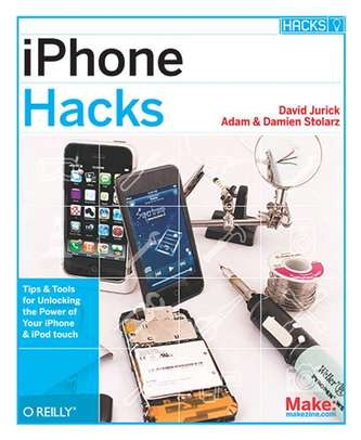 iPhone Hacks Cover