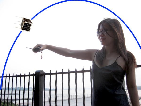 Making a bondage film