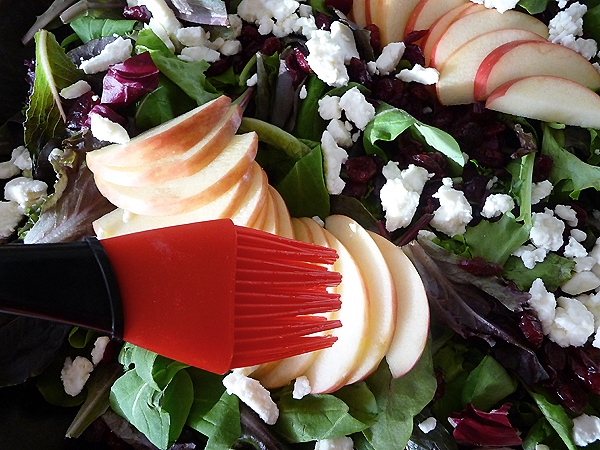 Thanksgiving Salad Apples