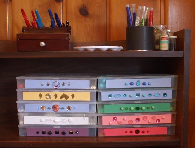 Craftroom Sbeal Beadboxes