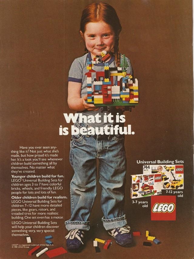 Lego-Girl