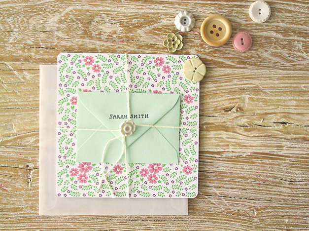 How-To Bridesmaid Thank You Cards Make - make your own thank you cards