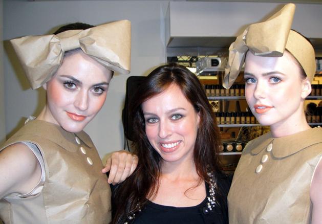 Sydne With-Models
